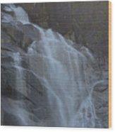 Shannon Falls_mg_-tif- Wood Print