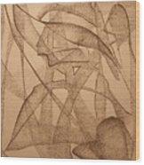 Shape Wood Print
