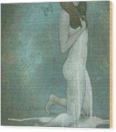 Shavata Wood Print