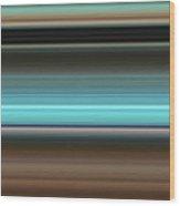 Shear71 Wood Print