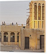 Sheikh Saeed House And Museum Wood Print