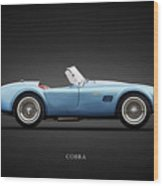 Shelby Cobra 289 1964 Wood Print