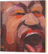 Shemikia Copeland Wood Print
