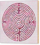 Shepherd's Race - Rose Wood Print