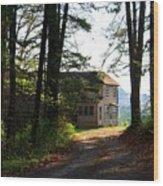 Shields Farm Wood Print