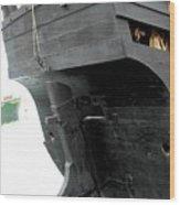 Ship 9 Wood Print by Joyce StJames