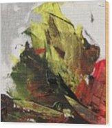Shipwreck Wood Print