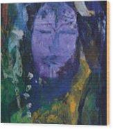 Shiv Shivani Wood Print