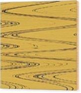 Shoestring Eucalyptus Abstract Wood Print