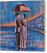 Shree 420 Wood Print