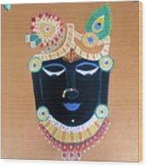 Shreeji Bawa 2 Wood Print