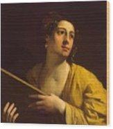 Sibyl 1525 Wood Print