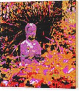 Siddhartha Wood Print