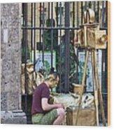 Siena-29 Wood Print