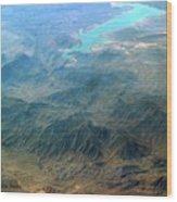 Sierra Madre Wood Print