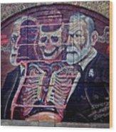 Sigmund Freud 2 Wood Print