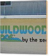 Signs And Sayings - 5 Wood Print