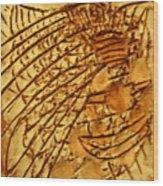 Sikh - Tile Wood Print