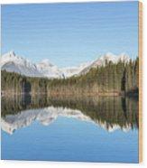 Silence Of North Wood Print