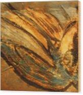 Silver Liberty - Tile Wood Print