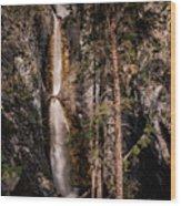 Silverton Fall Wood Print