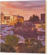 Silves, The Algarve Wood Print