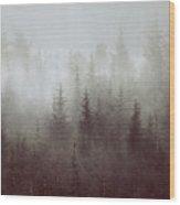 Simbiosis IIi Wood Print