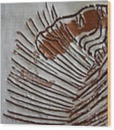 Simeon - Tile Wood Print