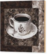 Simply Aromatic Wood Print
