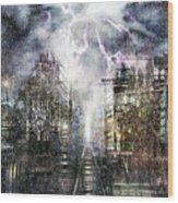 Sin City IIi Wood Print