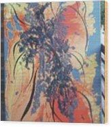 Sin Titulo Wood Print