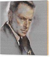 Sinatra Wood Print