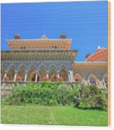 Sintra In Portugal Wood Print