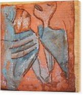 Sir - Tile Wood Print