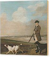 Sir John Nelthorpe Wood Print