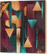 Sitcom Wood Print