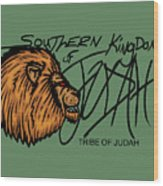 Sk Of Judah Wood Print