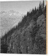 Skagway, Alaska Wood Print