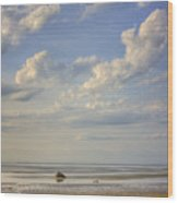 Skaket Beach Cape Cod Wood Print