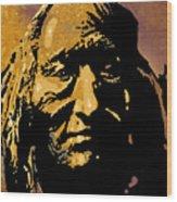 Skaleetehillemekuhm Wood Print