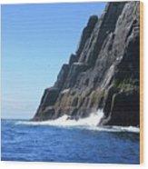 Skellig Islands 5 Wood Print