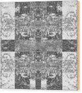 Skentch Wood Print