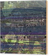 Skidda Wood Print