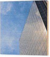 Skies Of Nashville Wood Print