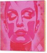 Skin Deep Series, Pinks Wood Print