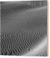 Skn 1129 Corrugation Wood Print