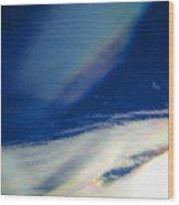 Sky 1 Abstract Wood Print