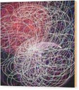 Sky Light - 6044 Wood Print