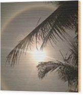 Sky Mystery Wood Print