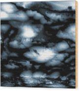 Sky Of Wonders Wood Print